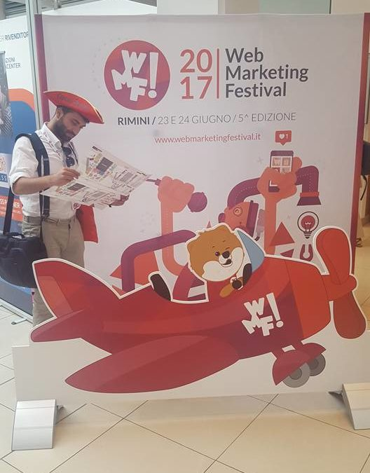 Web Marketing Festival – WMF17 Palacongressi Rimini